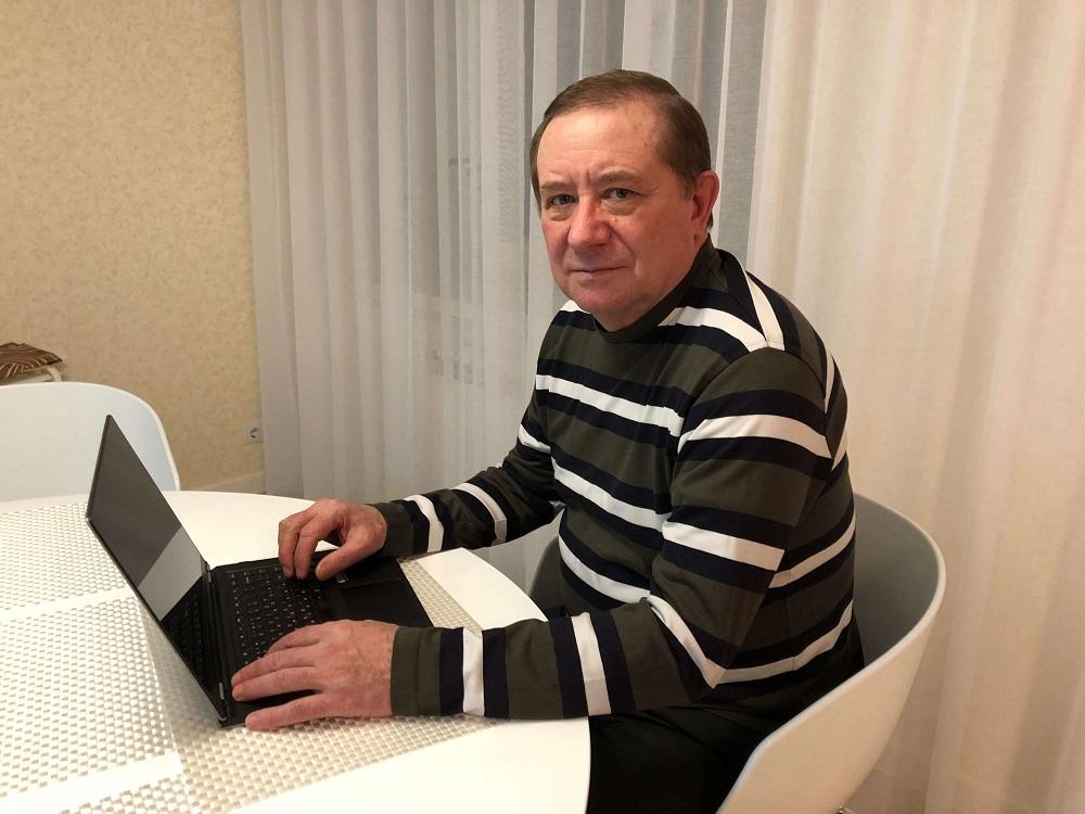 Плешков Геннадий Алексеевич